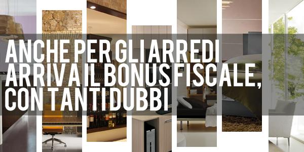 Bonus mobili 2013: esteso anche per l'inquilino
