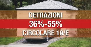 detrazione 19%