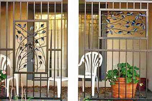 Detrazione per inferriate al 50 - Inferriate di sicurezza per porte e finestre ...