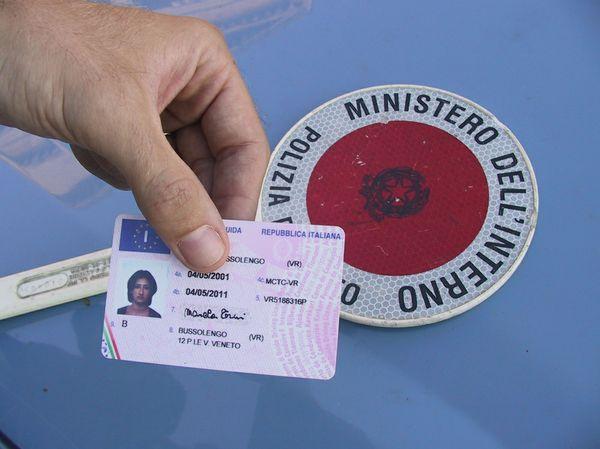 certificato anamnestico patente